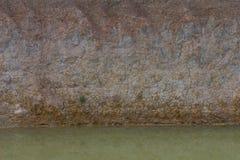 El suelo resbala el canal Fotos de archivo