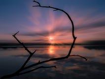 El Sun rural Imagen de archivo libre de regalías