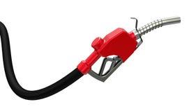 El surtidor de gasolina Fotos de archivo libres de regalías