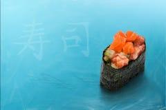 El sushi vegetariano Imagen de archivo libre de regalías