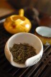 El té chino fotos de archivo