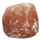 El té cristalino de la sal enciende el sostenedor de vela Foto de archivo