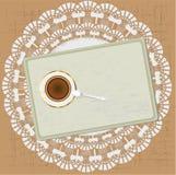 El té de la mañana Fotos de archivo