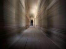 El túnel Imágenes de archivo libres de regalías