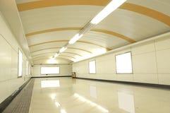 El túnel en Shangai, China Fotografía de archivo libre de regalías