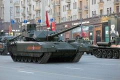 El T-14 Armata Imágenes de archivo libres de regalías