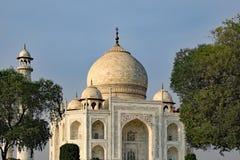 El Taj Mahal Fotos de archivo libres de regalías