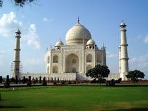 El Taj Mahal imagenes de archivo