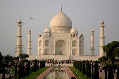 El Taj Mahal Imágenes de archivo libres de regalías