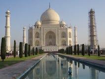 El Taj Mahal Fotografía de archivo libre de regalías