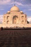 El Taj Mahal de la India Imágenes de archivo libres de regalías