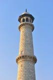 El Taj Mahal, la India imagen de archivo libre de regalías