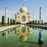 El Taj Mahal fotografía de archivo