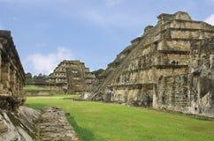 El Tajin墨西哥韦拉克鲁斯 库存照片