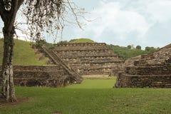 El Tajin Archaeological Ruins, Veracruz, Mexico Royalty Free Stock Images
