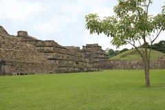 El Tajin Archaeological Ruins, Veracruz, Mexico Stock Photography