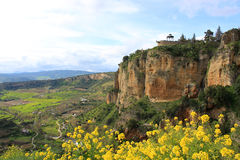 El Tajo, Ronda, Spain Royalty Free Stock Photos