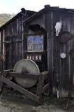 El taller viejo Imagenes de archivo