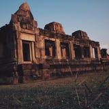 El tam de piedra del muang del castillo Imagen de archivo libre de regalías