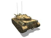 El tanque ilustración del vector