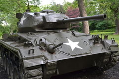El tanque fotografía de archivo