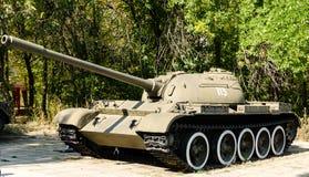 El tanque 4 Foto de archivo libre de regalías