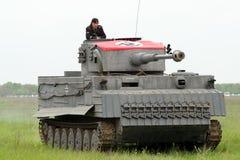 El tanque alemán Fotografía de archivo libre de regalías