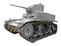 El tanque alemán viejo Fotografía de archivo libre de regalías