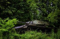 El tanque americano del wwii Imagen de archivo
