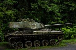 El tanque americano del wwii Fotografía de archivo