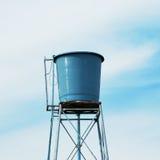El tanque de agua Fotografía de archivo libre de regalías