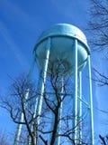 El tanque de agua Imágenes de archivo libres de regalías