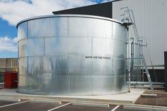 El tanque de agua Imagen de archivo libre de regalías