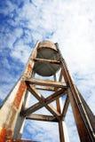 El tanque de agua Foto de archivo libre de regalías