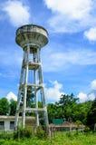 El tanque de agua Imagen de archivo