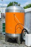 El tanque de agua Fotos de archivo