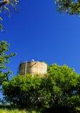 El tanque de agua de Tejas Imagenes de archivo