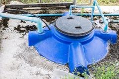 El tanque de agua grande foto de archivo libre de regalías