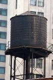 El tanque de agua viejo Fotografía de archivo libre de regalías