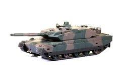 El tanque de batalla Imagen de archivo libre de regalías