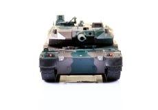 El tanque de batalla Foto de archivo