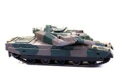 El tanque de batalla Imágenes de archivo libres de regalías
