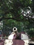 El tanque de batalla Imagen de archivo