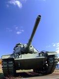 El tanque de batalla de la Segunda Guerra Mundial   Foto de archivo
