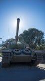 El tanque de batalla del centurión Mk5 Fotos de archivo
