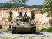 El tanque de ejército Foto de archivo