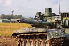 El tanque de ejército Fotografía de archivo libre de regalías