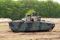El tanque de ejército holandés Imagenes de archivo