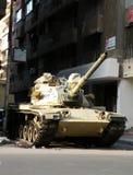 El tanque de ejército Imagenes de archivo