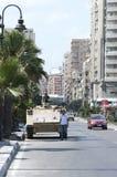 El tanque de ejército Imagen de archivo libre de regalías